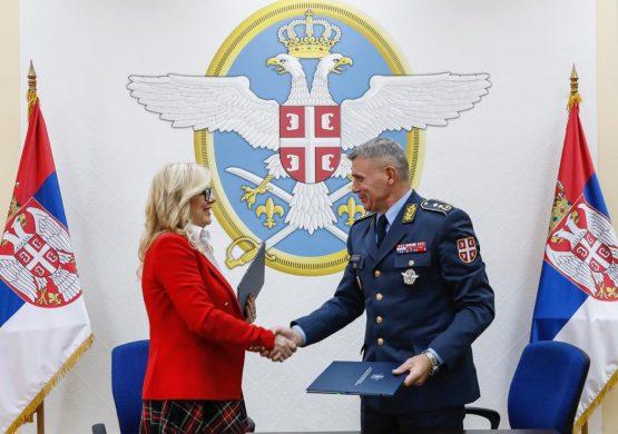 """DCV i RV i PVO potpisali proceduru za dodelu """"Mode-S"""" i ELT kodova vojnim vazduhoplovima"""