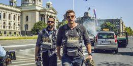 """[RECENZIJA] Jedino što valja u američkoj seriji """"SEAL team"""" su Beograd i MUP-ovi helikopteri"""