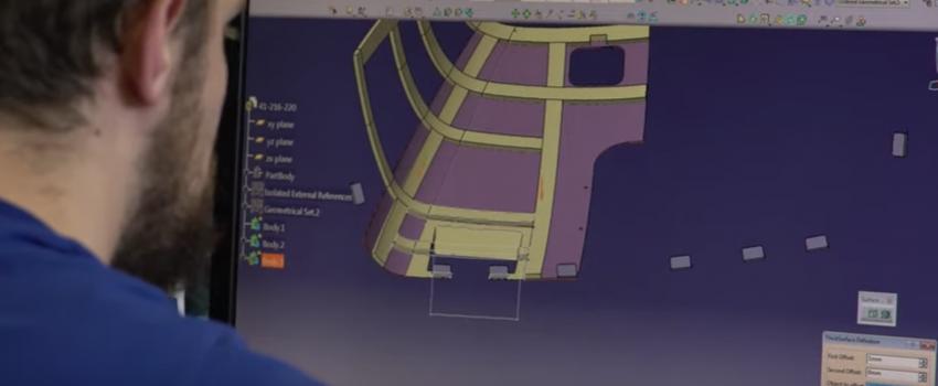 """[NAJAVA] Otvaranje prve """"3DEXPERIENCE"""" laboratorije na Mašinskom fakultetu uz seriju predavanja o vazduhoplovnoj industriji"""