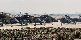 [FOTO REPORTAŽA] Sloboda 2019: Novi helikopteri, poručnici u MiG-ovima i najrazovrsnija vojna tehnika na jednom mestu do sada