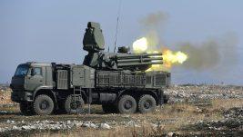 """""""Slovenski štit 2019"""": Bojevo gađanje artiljerijsko-raketnih sistema Pancir-S1"""