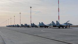 Počela rusko-srpska vazduhoplovna vežba BARS-2019, srpski piloti ponovo na nebu Astrahana