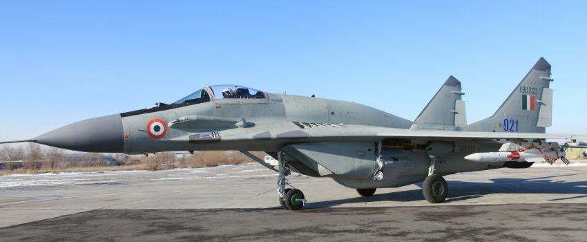 Indija privodi kraju modernizaciju lovaca MiG-29