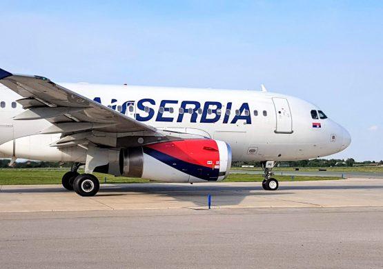 Er Srbija: Najbolji operativni rezultati u oktobru od 2013. godine