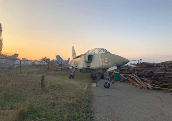 Srbija počinje remont i modernizaciju Orlova NJ-22 iz Muzeja vazduhoplovstva