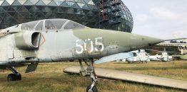 [FOTO] Detaljne fotografije Orlova iz Muzeja vazduhoplovstva