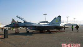 Rusija donirala Mongoliji lovačke avione MiG-29