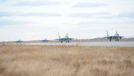 U Rusiji uspešno završena vazduhoplovna letno-taktička vežba BARS-2019