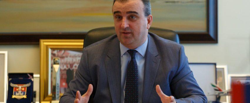 """Saša Vlaisavljević: """"Koncesija aerodroma je najuspešniji potez države Srbije u poslednjih 30 godina"""""""