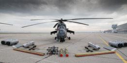[FOTO REPORTAŽA] Prikaz novih helikoptera Vojske Srbije, glavna zvezda ruski desantno-jurišni Mi-35M