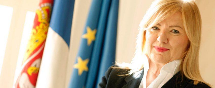 """Mirjana Čizmarov: """"Jedna od najuspešnijih godina u istoriji civilnog vazduhoplovstva Srbije"""""""