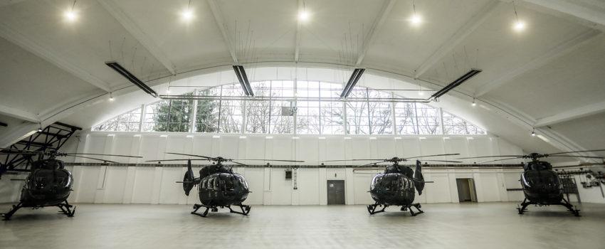 Primopredaja prva 4 vojna helikoptera H145M za Mađarsku