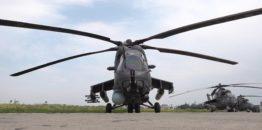 [POSLEDNJA VEST] Danas u Srbiju sleću helikopteri Mi-35M namenjeni Vojsci Srbije