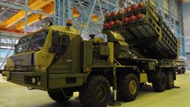 "Ruskoj vojsci isporučen prvi kompleks raketnog sistema PVO S-350 ""Vitjaz"""