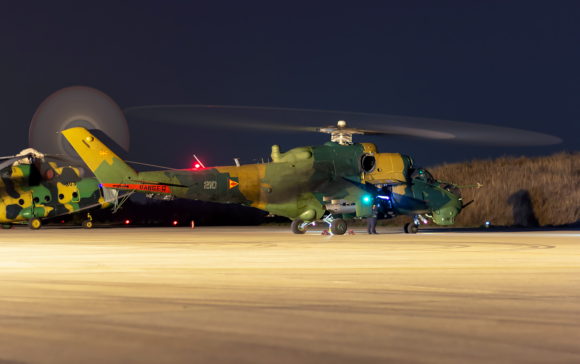 prikazivač helikoptera