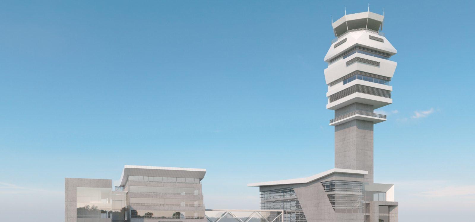 "Potpisan ugovor za izgradnju novog tornja na aerodromu ""Nikola Tesla"""