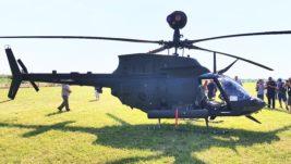 [POSLEDNJA VEST] Srušio se helikopter hrvatskog ratnog vazduhoplovstva OH-58D Kiowa Warrior