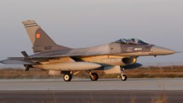 Rumunija nastavlja sa opremanjem borbenim avionima F-16