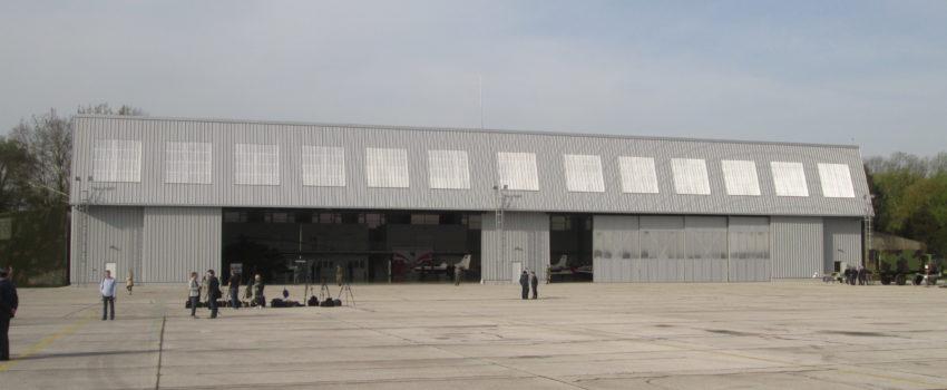 Novi hangari za helikoptere gradiće se na Batajnici i Lađevcima