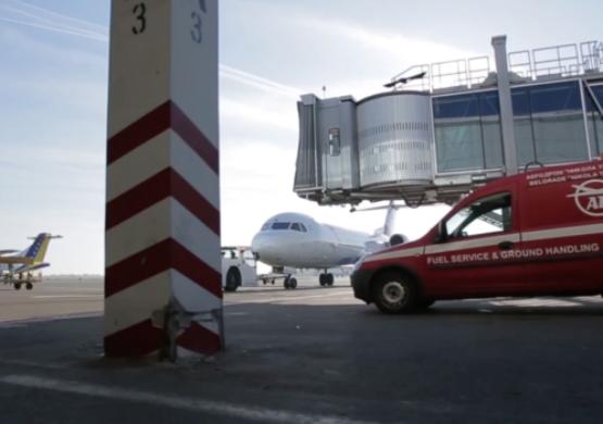 """Putnici koji putuju sa """"Nikole Tesle"""" od januara u EU sistemu obezbeđivanja aerodroma"""