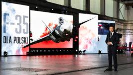 Poljska potpisala ugovor za nabavku 32 borbena аviona F-35, prva isporuka 2024.