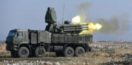 Srbiji isporučen prvi deo artiljerijsko-raketnih sistema PVO Pancir-S1