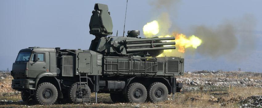 Vučić: Кompletirana isporuka artiljerijsko-raketnog sistema PVO Pancir; u pitanju jedna baterija izvozne verzije S1E