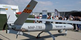 Kriza sa Korona virusom ubrzava obnovu makedonske tajne policijske jedinice sa bespilotnim letelicama Hermes 450