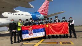 Er Srbija 001 poletela za Kinu: Početak humanitarnih letova nacionalnog avio-prevoznika