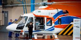 Ruski helikopter Ansat dobija HEMS modul za prevoz beba