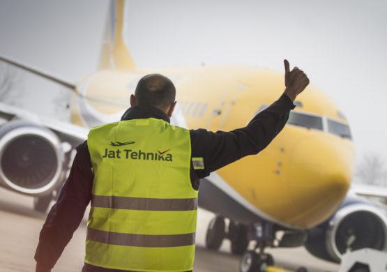 Avia Prime: Jat Tehnika posluje redovno uprkos krizi