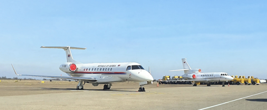 Er Srbija i Avio-služba Vlade Srbije na misijama humanitarnih letova