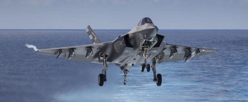 F-35 američke mornarice bez supersoničnih letova?