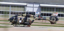 [POSLEDNJA VEST] U Nemačkoj primećen srpski H145M na kome se nastavlja integracija naoružanja