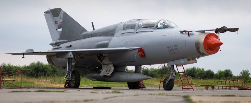 """[POSLEDNJA VEST] Povratak dvosedog MiG-a 21: """"Balalajka"""" ponovo na nebu Srbije"""