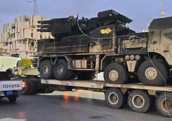 Libijska Nacionalna armija gubi svoje Pancire, turske bespilotne letelice napadaju, Emirati pomažu