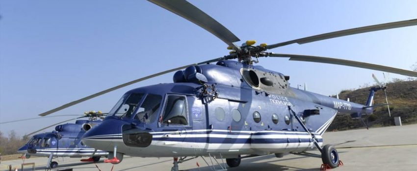 [POSLEDNJA VEST] Nesreća makedonskog policijskog helikoptera Mi-171 remontovanog u Srbiji – nema žrtava