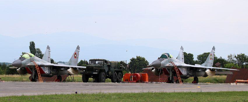 Bugarska prodaje deo svoje flote lovaca MiG-29