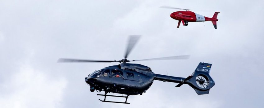 Još jedna uloga: Helikopter H145M kao leteće komandno mesto