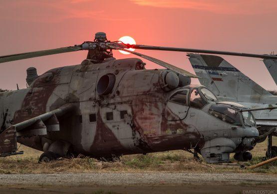[POSLEDNJA VEST] Vojska Srbije neće remontovati dva helikoptera Mi-24V, biće ponuđeni na prodaju