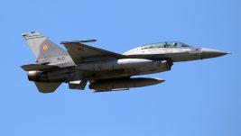Aerostar postaje rumunski centar za održavanje aviona F-16