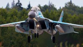 Prve fotografije: Novi MiG-ovi 35 za Vazdušno-kosmičke snage Rusije
