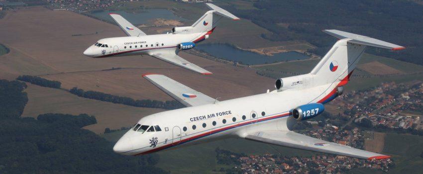 Ratno vazduhoplovstvo Češke povuklo iz upotrebe avione Jak-40, letelice koje su koristile Jugoslavija i Srbija
