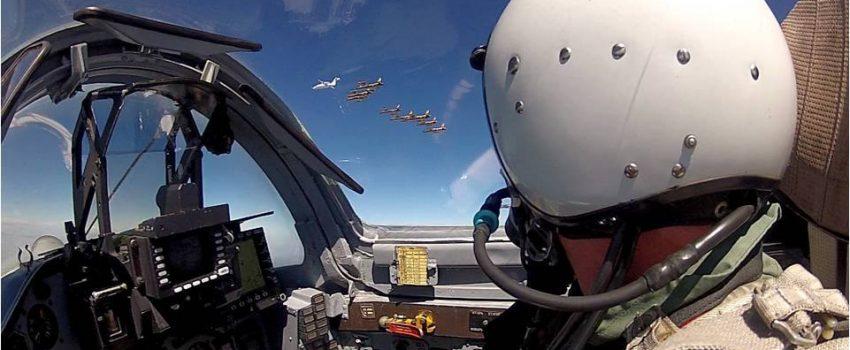 [VIDEO] Do sada neobjavljeni video snimci letenja iz kabine MiG-a 29 srpskog RV i PVO