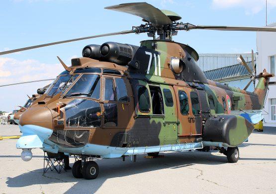 Bugarska primila na upotrebu prvi helikopter AS532AL koji je prošao G pregled u Rumuniji