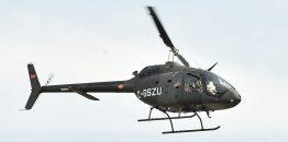 Crnoj Gori isporučen prvi vojni helikopter Bell 505