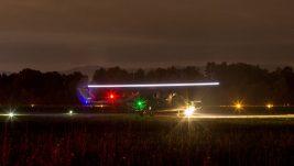 [POSLEDNJA VEST] Prve fotografije uvežbavanja noćnog letenja na malim visinama helikopterima Mi-35M
