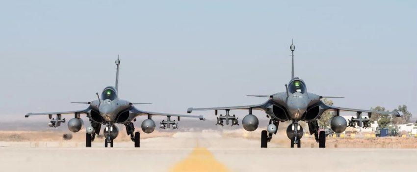 Tenzije u istočnom Mediteranu, Grčka vodi pregovore za nabavku višenamenskih borbenih aviona Rafal