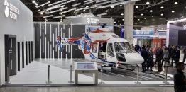 Kompanija ''Ruski helikopteri'' predstavila nove opcije opreme za helikopter Ansat