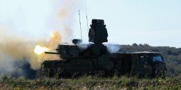 [VIDEO] Gađanja artiljerijsko-raketnim sistemima PASARS i Pancir